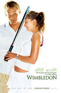 Wimbledon Movie Poster