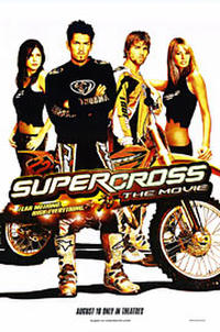 Supercross Movie Poster