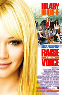 Raise Your Voice (2004) Movie Poster