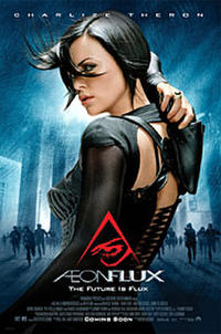 Aeon Flux Movie Poster