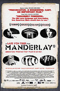 Manderlay Movie Poster