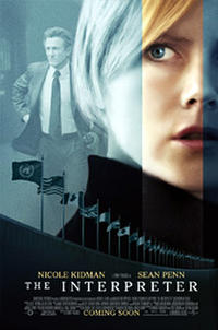 The Interpreter (2005) Movie Poster
