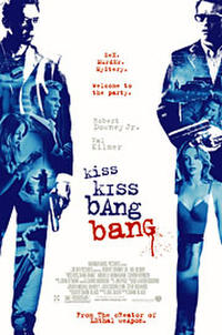Kiss Kiss, Bang Bang (2005) Movie Poster