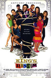 King's Ransom Movie Poster