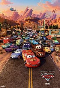 Cars (2006) Movie Poster