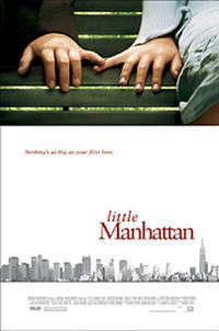 Little Manhattan Movie Poster