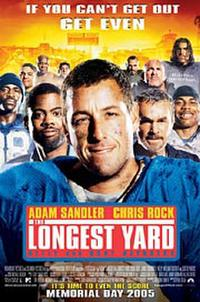 The Longest Yard (2005) Movie Poster