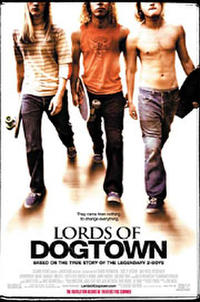 Lords of Dogtown Movie Poster