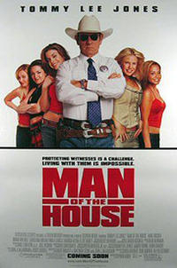 Man of the House Movie Poster