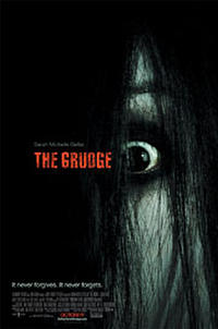 The Grudge (2004) Movie Poster