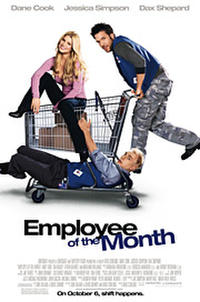 Employee of the Month Movie Poster