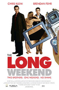 The Long Weekend Movie Poster