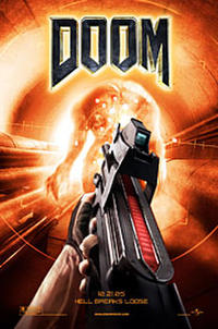 Doom Movie Poster