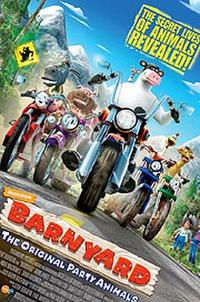 Barnyard: The Original Party Animals Movie Poster