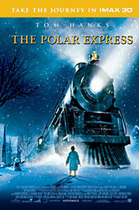 The Polar Express: IMAX 3D Experience Movie Poster