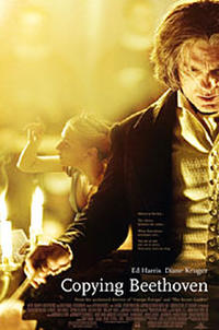Copying Beethoven Movie Poster