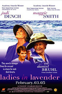 Ladies in Lavender Movie Poster