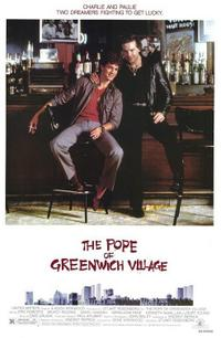 The Pope of Greenwich Village Movie Poster