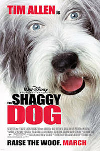 The Shaggy Dog (2006) Movie Poster
