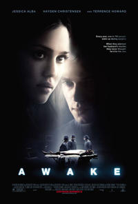Awake (2007) Movie Poster