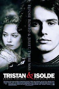 Tristan & Isolde Movie Poster