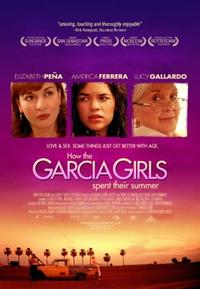 How the Garcia Girls Spent Their Summer Movie Poster
