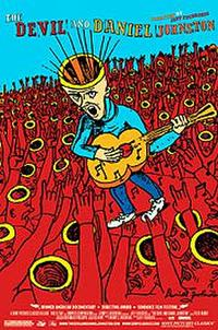 The Devil and Daniel Johnston Movie Poster