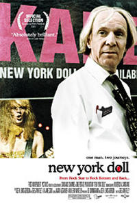 New York Doll Movie Poster