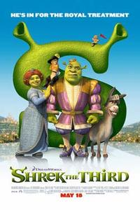 Shrek the Third Movie Poster