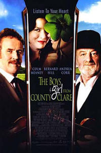 The Boys & Girl from County Clare Movie Poster