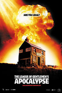 The League of Gentlemen's Apocalypse Movie Poster