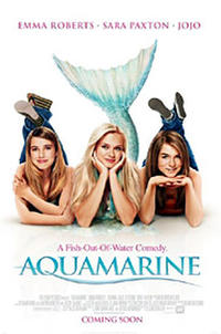 Aquamarine Movie Poster