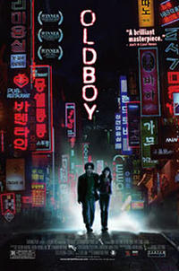 Oldboy (2005) Movie Poster