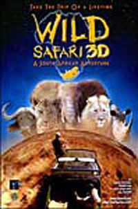 Wild Safari 3D: A South African Adventure Movie Poster