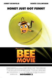 The Bee Movie Movie Poster