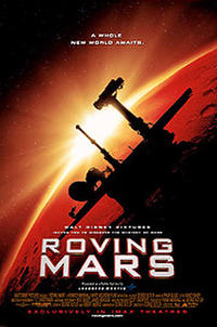 Roving Mars: Exclusively in IMAX Theatres Movie Poster