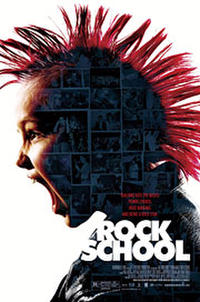 Rock School Movie Poster