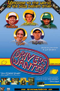 Drivers Wanted Movie Poster