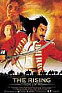 The Rising: Ballad of Mangal Pandey Movie Poster