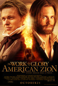 The Work and the Glory: American Zion Movie Poster