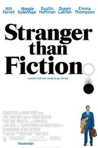 Stranger Than Fiction (2006) Movie Poster