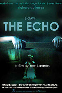 Screamfest 2005 - Sigaw (The Echo) Movie Poster