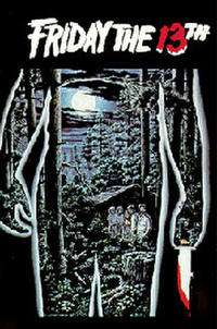 Friday the 13th (1980) Movie Poster