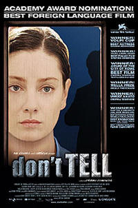 Don't Tell Movie Poster