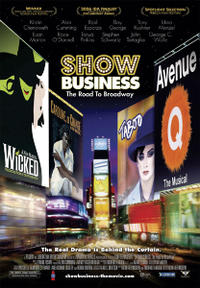 ShowBusiness: The Road to Broadway Movie Poster