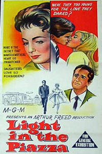 Light in the Piazza Movie Poster
