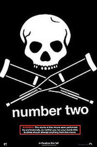 Jackass: Number Two Movie Poster