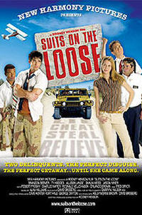 Suits on the Loose Movie Poster