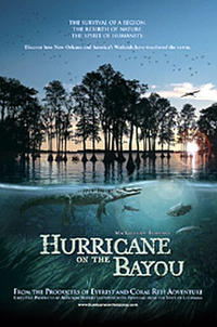 Hurricane on the Bayou Movie Poster