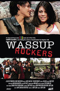 Wassup Rockers Movie Poster